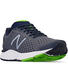 New Balance Men's 680v6 Running Sneakers from Finish Line