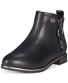 Juicy Couture Juicy Glitter Short Booties