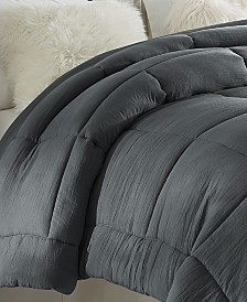 Tahari Prewashed All Season Extra Soft Down Alternative Comforter - King