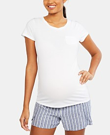 Motherhood Maternity Underbelly Shorts