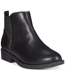 Rampage Little and Big Girls Chelsea Boots