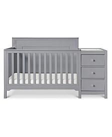 Dakota 4-in-1 Crib and Changer Combo