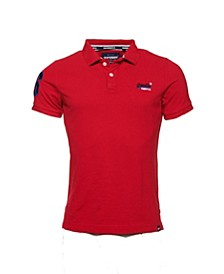 Men's Classic Piqué Polo Shirt