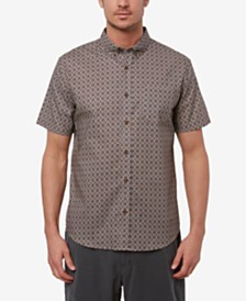 Jack O'Neill Men's Spectrum Short Sleeve Shirt