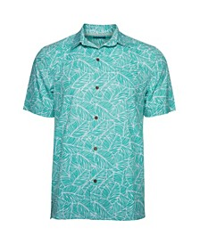 Caribbean Joe Men's  Relaxed Light Weight Button Down