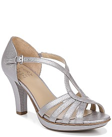 Naturalizer Delina Strappy Sandals