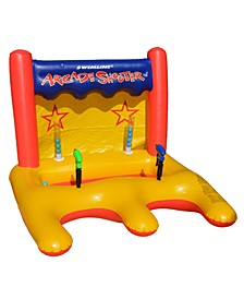 Dual Arcade Shooter Inflatable Swimming Pool Toy