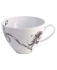 Michael Aram Dinnerware, Black Orchid Breakfast Cup