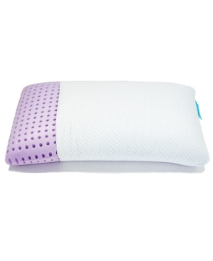 Blu Sleep Aqua Gel King Medium Profile Pillow