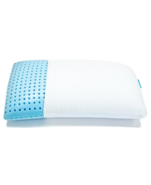 Blu Sleep Ice Gel Standard Low Profile Pillow