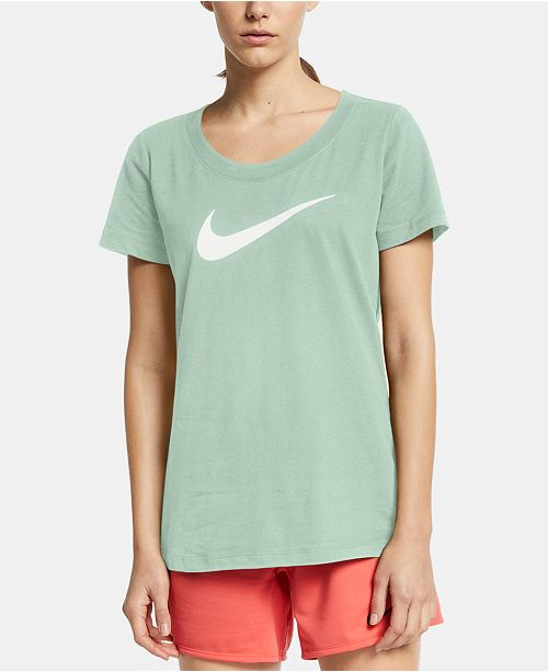 Nike Women's Dry Logo Training T-Shirt