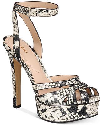 Lacla Platform Dress Sandals by General
