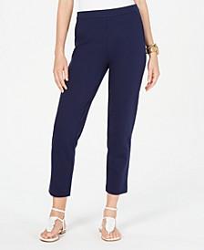 Slim Pull-On Pants, Regular & Petite Sizes