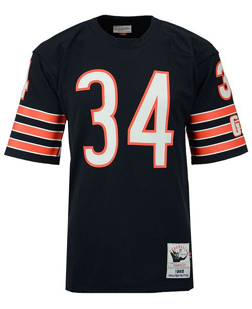 best cheap 56935 61b3a Men's Walter Payton Chicago Bears Authentic Football Jersey