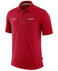 Nike Men's Ohio State Buckeyes Team Issue Polo
