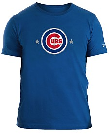 New Era Men's Chicago Cubs All-Star Game On Field T-Shirt