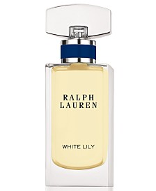 Ralph Lauren White Lily Eau de Parfum Spray, 3.4-oz.