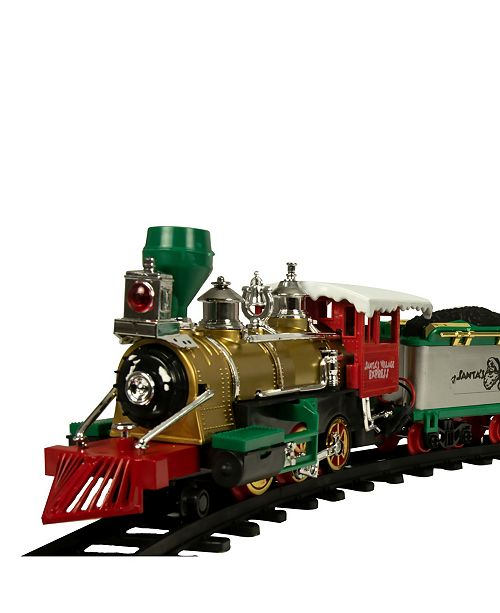 Christmas Train.Battery Operated Christmas Train