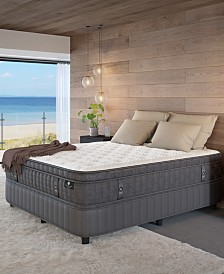 "Hotel Collection by Aireloom Handmade 13"" Extra Firm Euro Top Mattress- King, Created for Macy's"