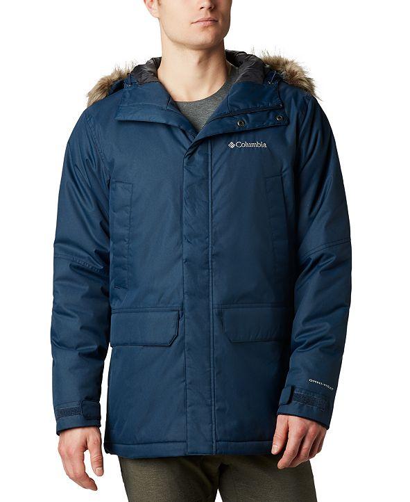 Columbia Men's Penns Creek II Water-Resistant Jacket