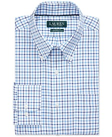 Men's Classic-Fit No-Iron Gingham Dress Shirt