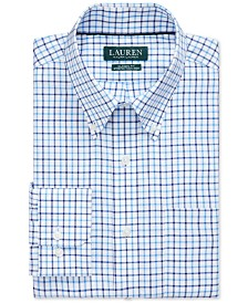 Lauren Ralph Lauren Men's Classic-Fit No-Iron Gingham Dress Shirt
