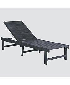 Carlee Outdoor Lounge Chair, Quick Ship