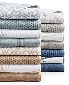 Turkish Cotton Bath Towel Collection, Created for Macy's