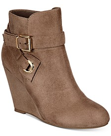 Zigi Soho Keylie Wedge Booties