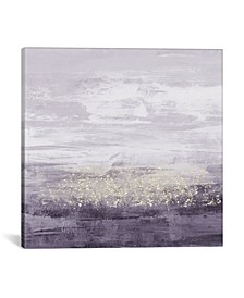 Amethyst Glitter Ii by Jennifer Goldberger Gallery-Wrapped Canvas Print Collection