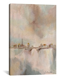 "Paris Morning Mist I by Silvia Vassileva Gallery-Wrapped Canvas Print - 40"" x 26"" x 0.75"""