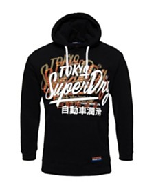 Superdry Men's Ticket Type Oversized Hoodie