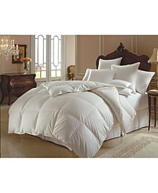 Luxury Super Soft Goose Down Alternative - Box - Stitched - and Double - Polyfilled Duvet Insert Premium Quality Hypoallergenic Comforter Medium Warmth for All Seasons King/California