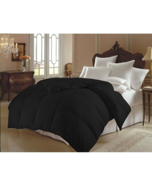 Elegant Comfort Luxury Super Soft Goose Down Alternative - Box - Stitched - and Double - Polyfilled Duvet Insert Premium Quality Hypoallergenic Comforter Medium Warmth for All Seasons King/California