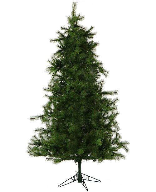 Christmas Time 6.5'. Colorado Pine Artificial Christmas Tree