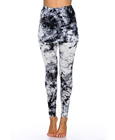 Tie Dye Skirted Leggings