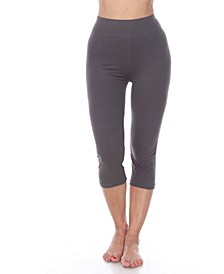 Super Soft Capri Leggings