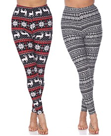 Pack of 2 Leggings