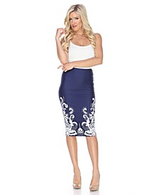 Jordan Pencil Skirt