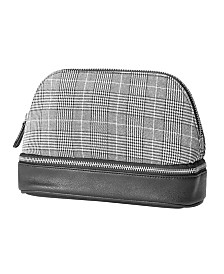 Cathy's Concepts Personalized Glen Plaid Travel Organizer