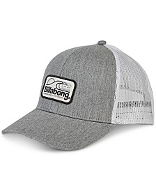 Billabong Men's Logo Walled Trucker Hat