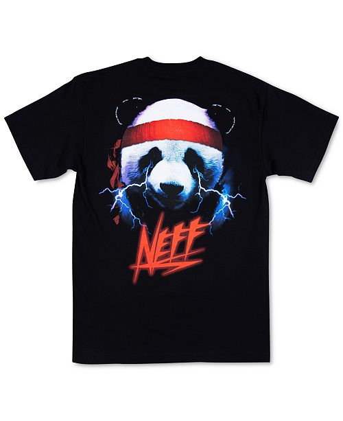 Neff Men's Megaforce Logo Graphic T-Shirt