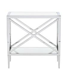 Portola Metal End Table