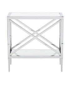 Bernhardt Portola Metal End Table