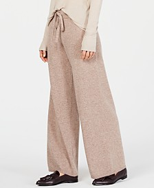 Weekend Max Mara Genio Wool Sweater Pants