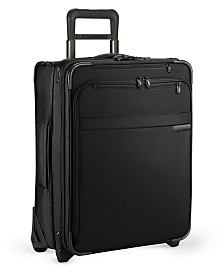 Briggs & Riley International Carry-On Expandable Wide-Body Upright, 2 Wheels