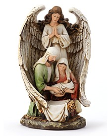 Guardian Angel and Holy Family