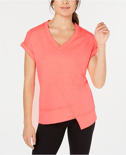Calvin Klein Asymmetrical T-Shirt
