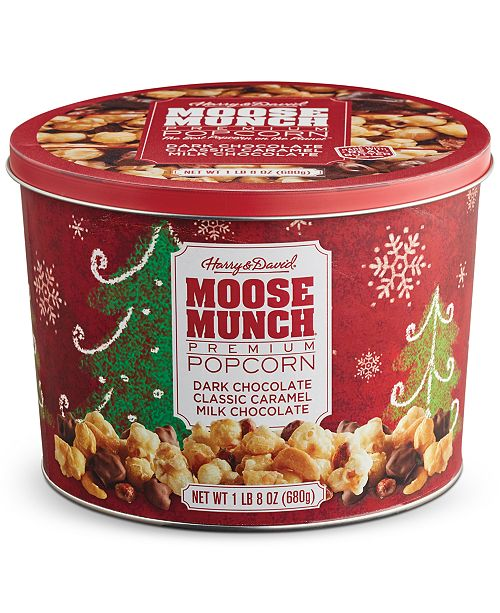 Harry & David Moose Munch Drum