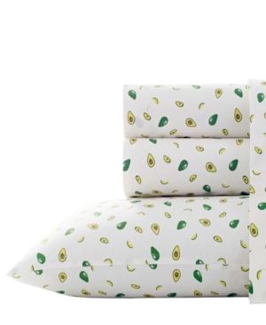 Poppy & Fritz Avocados Sheet Set, Twin Xl Bedding